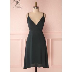 Dresses & Skirts - Boutique 1861 Montreal Green Midi Dress